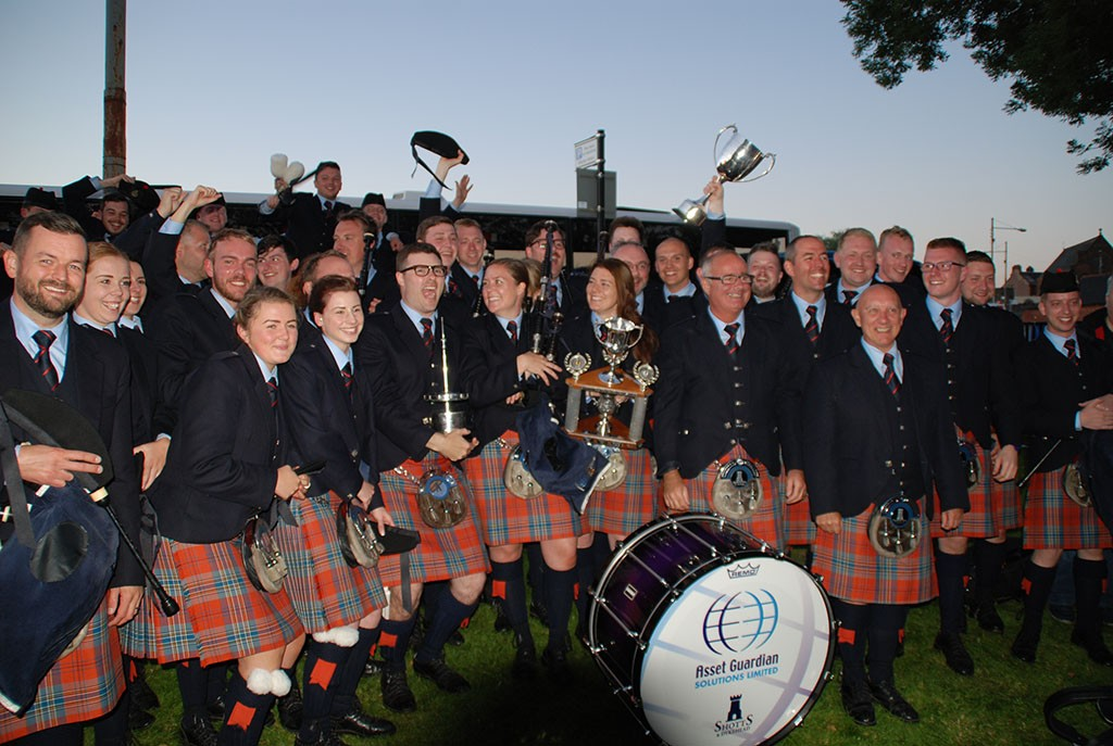 World Pipe Band Championships