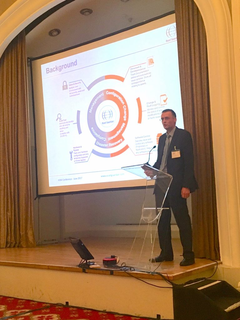 Iain Rennie, product manager at Asset Guardian Solutions Limited discusses obsolescence management of software components