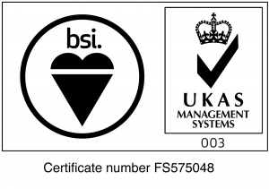 Asset Guardian Solutions Limited successfully transition to ISO 9001:2015