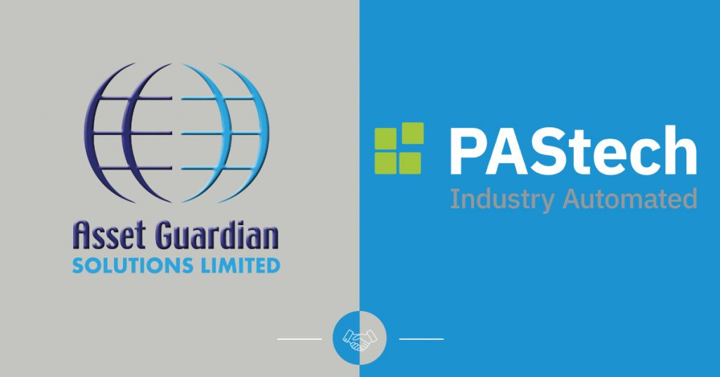 Asset Guardian Solutions Limited and PAStech Partnership