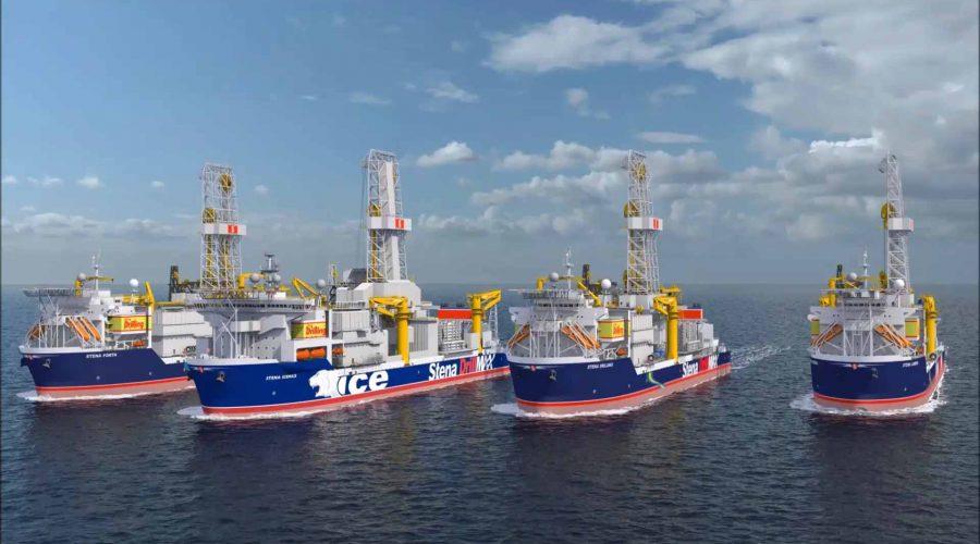 Stena Drilling Fleet